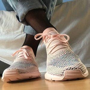 Adidas Originals Swift Run PK Primeknit Icey Pink